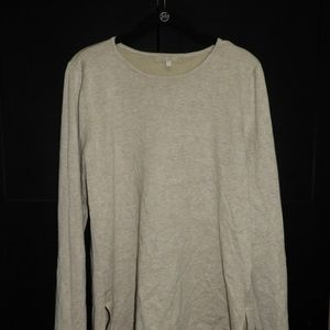 Joan Vass Sweater Shirt